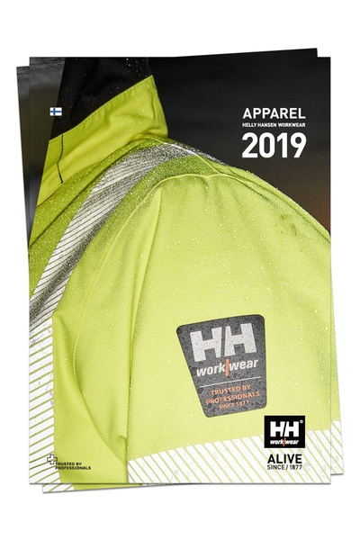 HELLY HANSEN WORKWEAR KATALOGI 2019